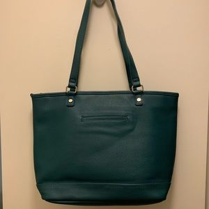 Thirty One Teal Little Dreamer Jewell Tote